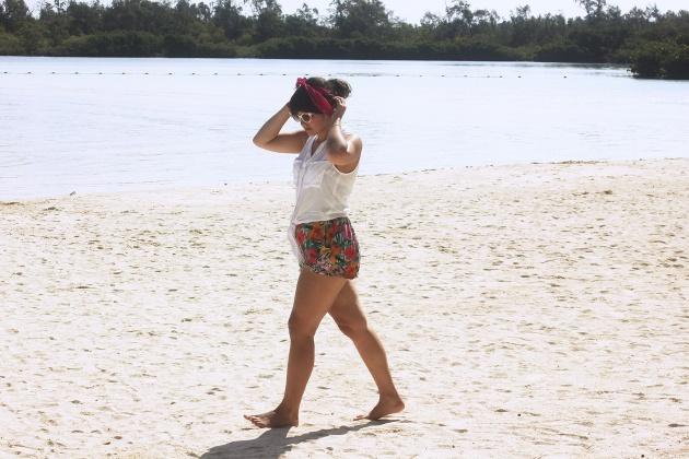 Mauritius Port Louis Ile Aux Cerfs Laila TapeParade Lifestyle Fashion Blog Island Tropical Beach Sunny Exterior Le Touessrok