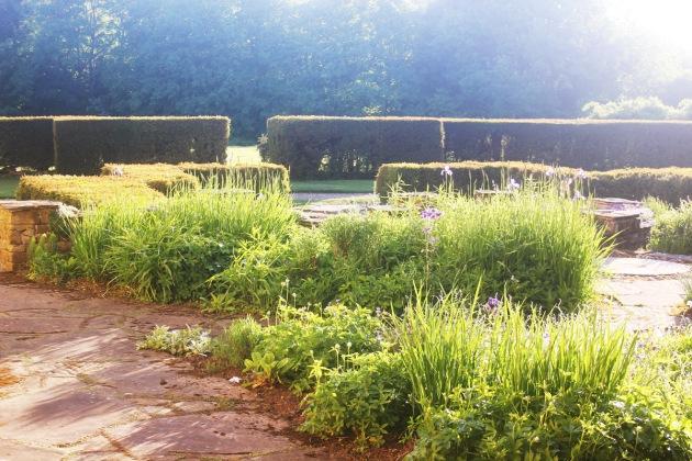 Lutyens House Edwin Lutyens Abinger Common Surrey Stately Homes Exterior Garden Golden Hour