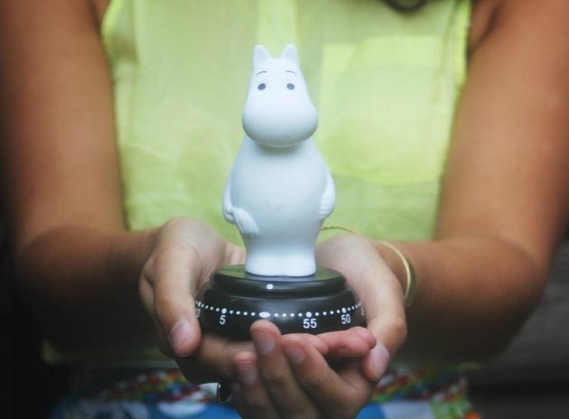 Moomin Eggtimer