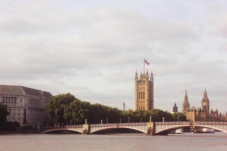 london exterior view outside pretty