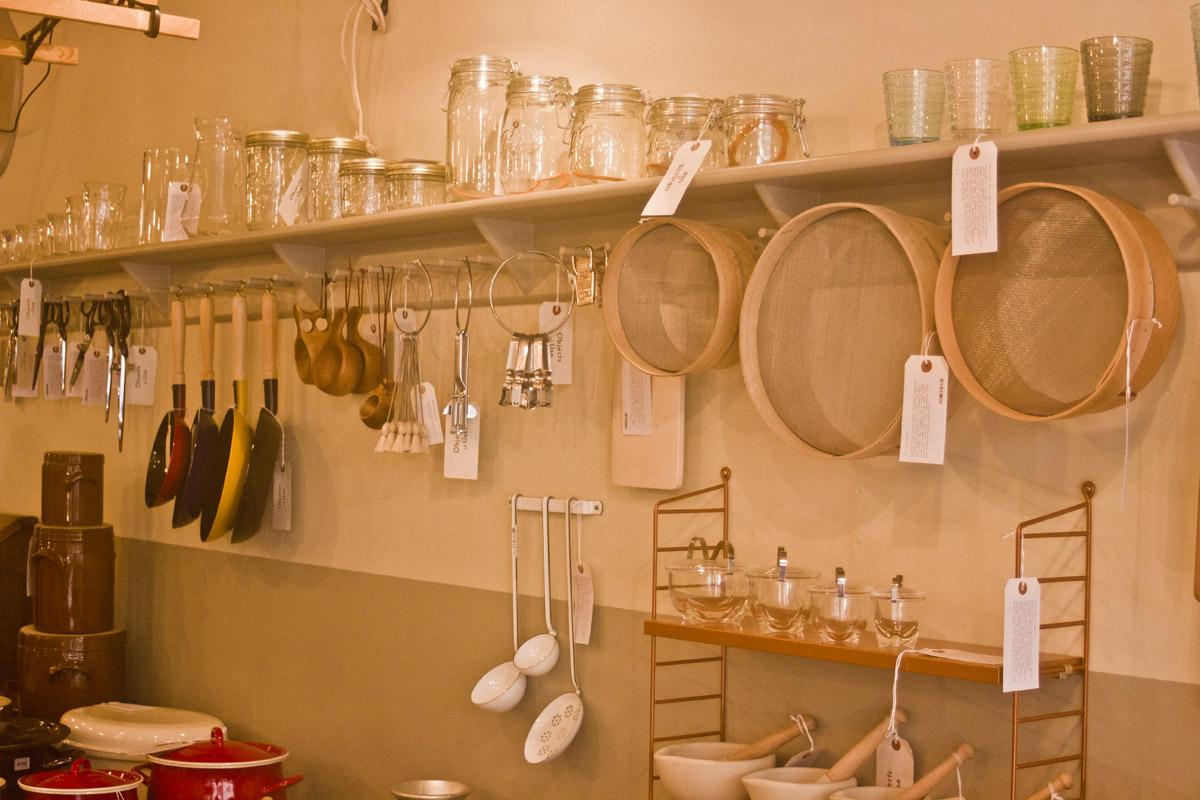 visual merchandising VM shop interior furniture homewares oxford turl street