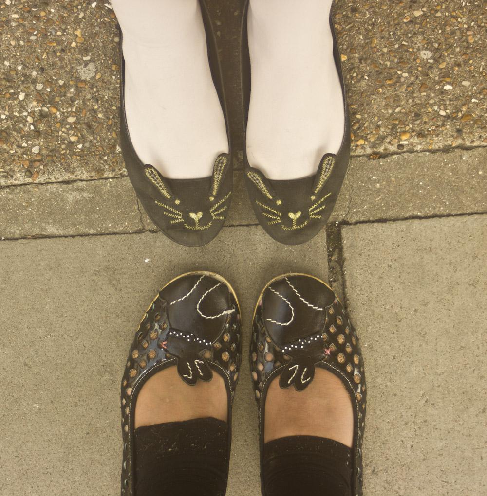 bunny shoes rabbit shoe feet irregular choice asos nina miss likey blog tapeparade