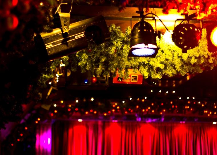 battersea barge christmas singing showcase