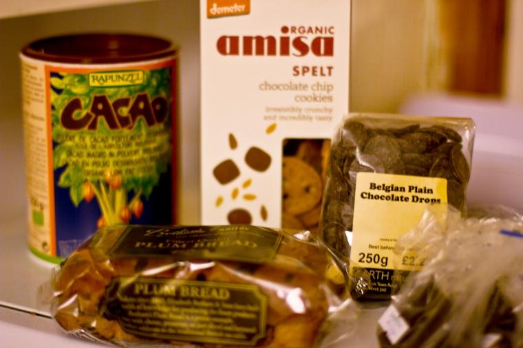 vegan foods sweet foods