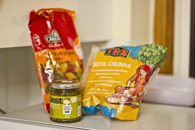 vegan foods savoury options