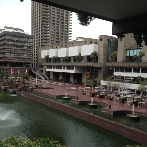 Barbican wikimania 2014 london silk street moorgate