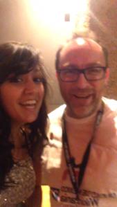 Jimmy Wales Laila tapeparade blog Wikimania london 2014